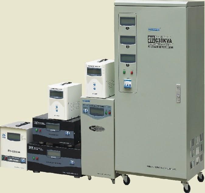 POWER STABILIZERS, POWER UPS,  & POWER TRANSFORMERS