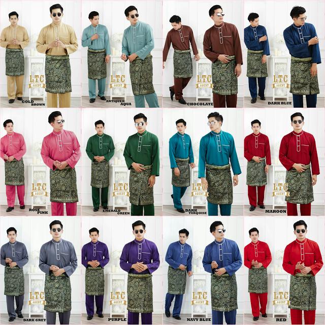TEma Apa TAhun Ni? Jom Dapatkan BAju Melayu Berkualiti Untuk HAri Raya NAnti