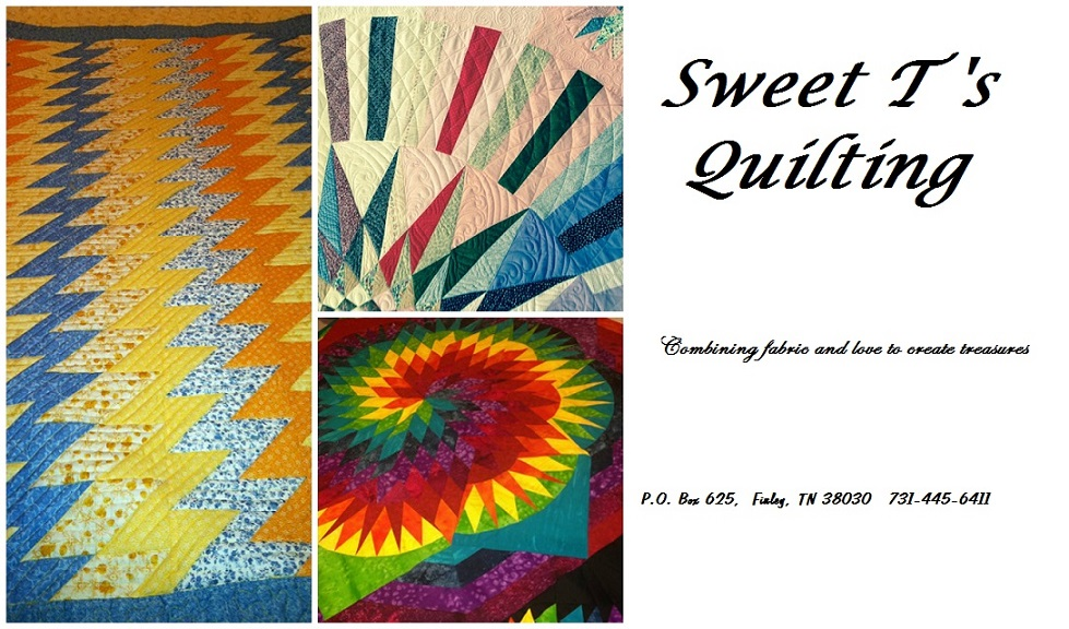 Sweet T's Quilting