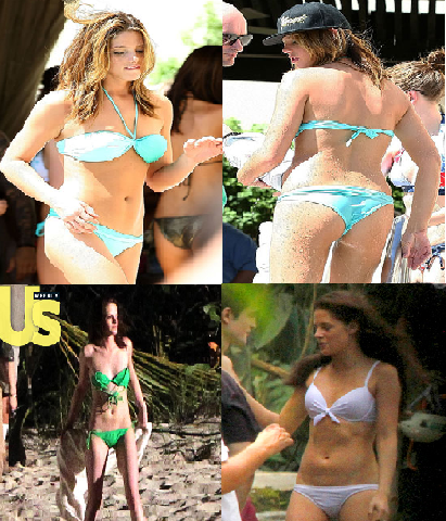 Kristen Stewart Bikini Body Photos