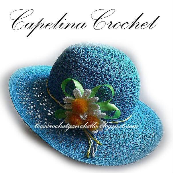 Patrones de Capelina Crochet y Cómo endurecer el tejido | Todo crochet