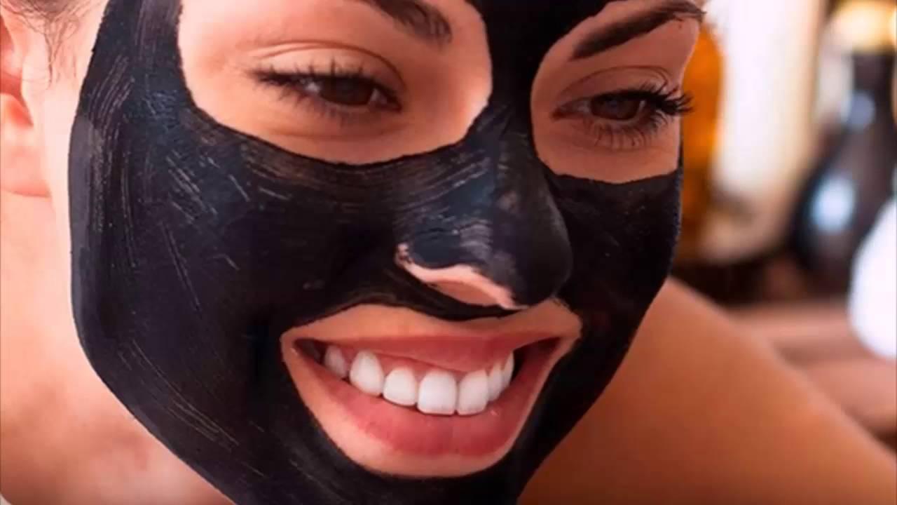 Как сделать черную маску самостоятельно