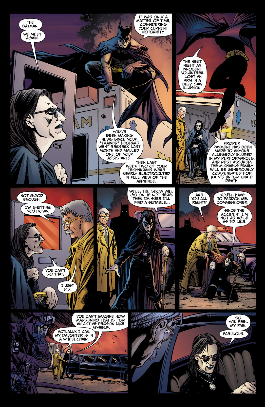 Detective Comics (1937) Issue #833 Page 5