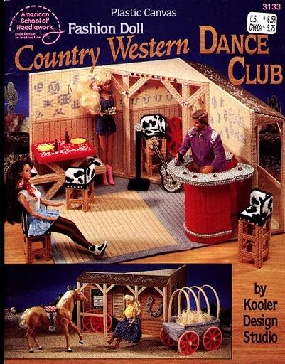 Muebles del oeste para barbie en plasticcanvas labores for La casa de mi gitana muebles