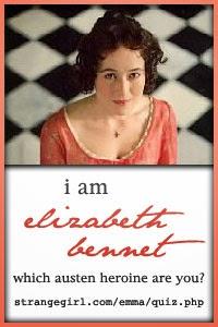 Kuka Jane Austenin hahmoista olet ?!