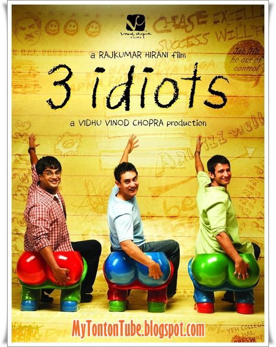 Filem 3 Idiots (2009) - Full Movie