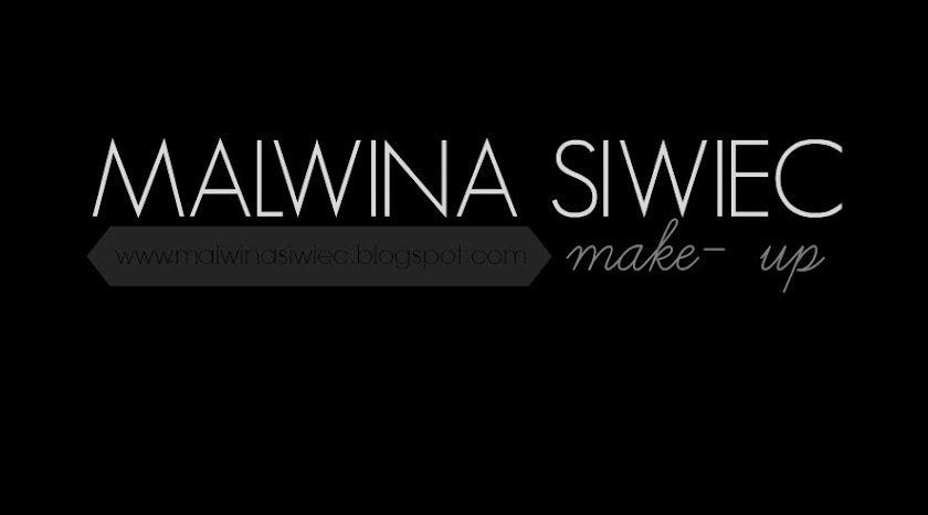 Malwina Siwiec- make-up is my obsession