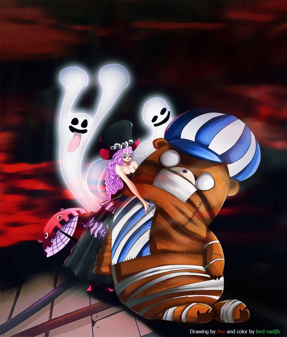 One Piece Chapter 738: Binh đoàn Trebol: Chỉ huy đặc biệt Sugar 022