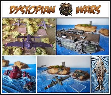 Dystopian Wars...