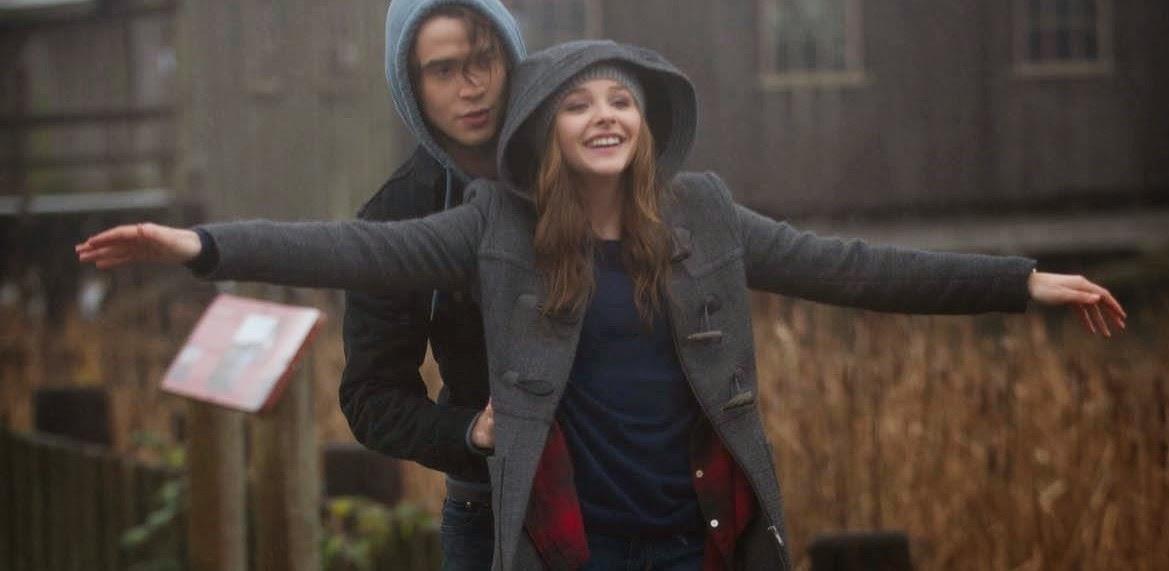 Veja as cenas inéditas do drama romântico Se eu Ficar, com Chloe Moretz e Jamie Blackley