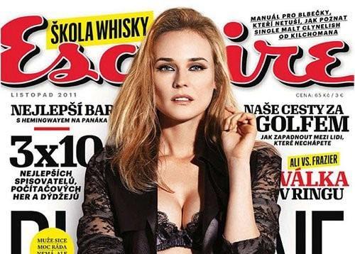 Diane Kruger on Czech ...