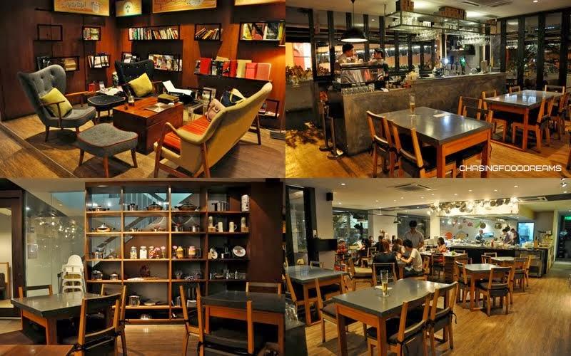 F Buffalo Restaurant Bangsar CHASING FOOD DREAMS: �...