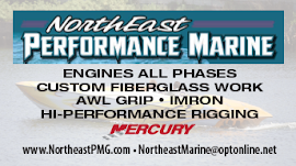 Rigging by Northeast Performance Marine