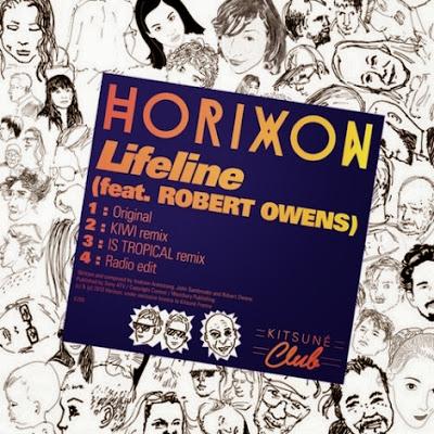 Horixon feat. Robert Owens – Lifeline