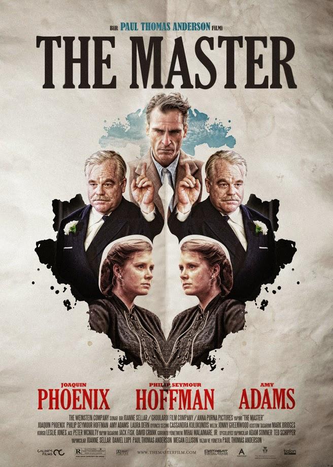 Afiche The Master