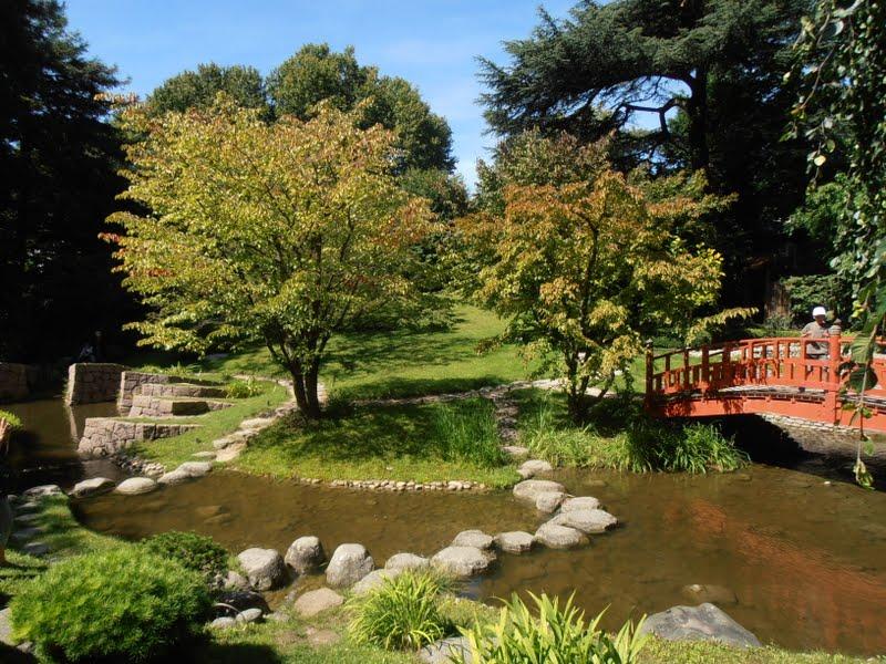 Mes balades en quelques clics boulogne billancourt jardins albert kahn - Mobilier jardin hiver boulogne billancourt ...
