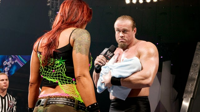 Michelle Mccool Baby Undertaker And Michell...