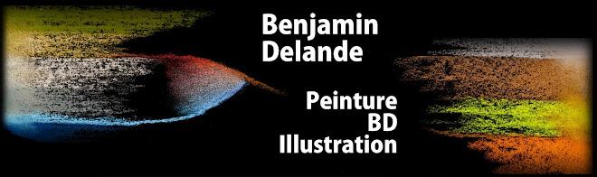 Benjamin Delande - Blog