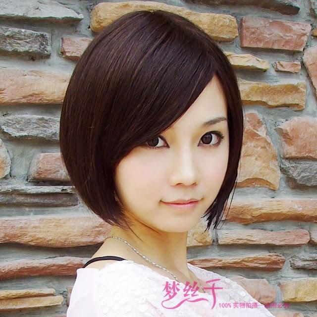 Kiểu tóc ngắn hợp với gương mặt tròn