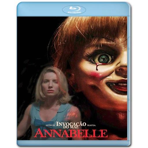 Baixar Filme Annabelle 720p Dual Áudio Bluray Download via Torrent Grátis