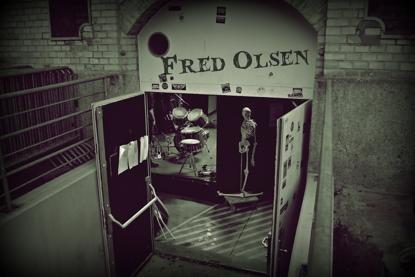 Fred Olsen  -   Rock aus Winterthur