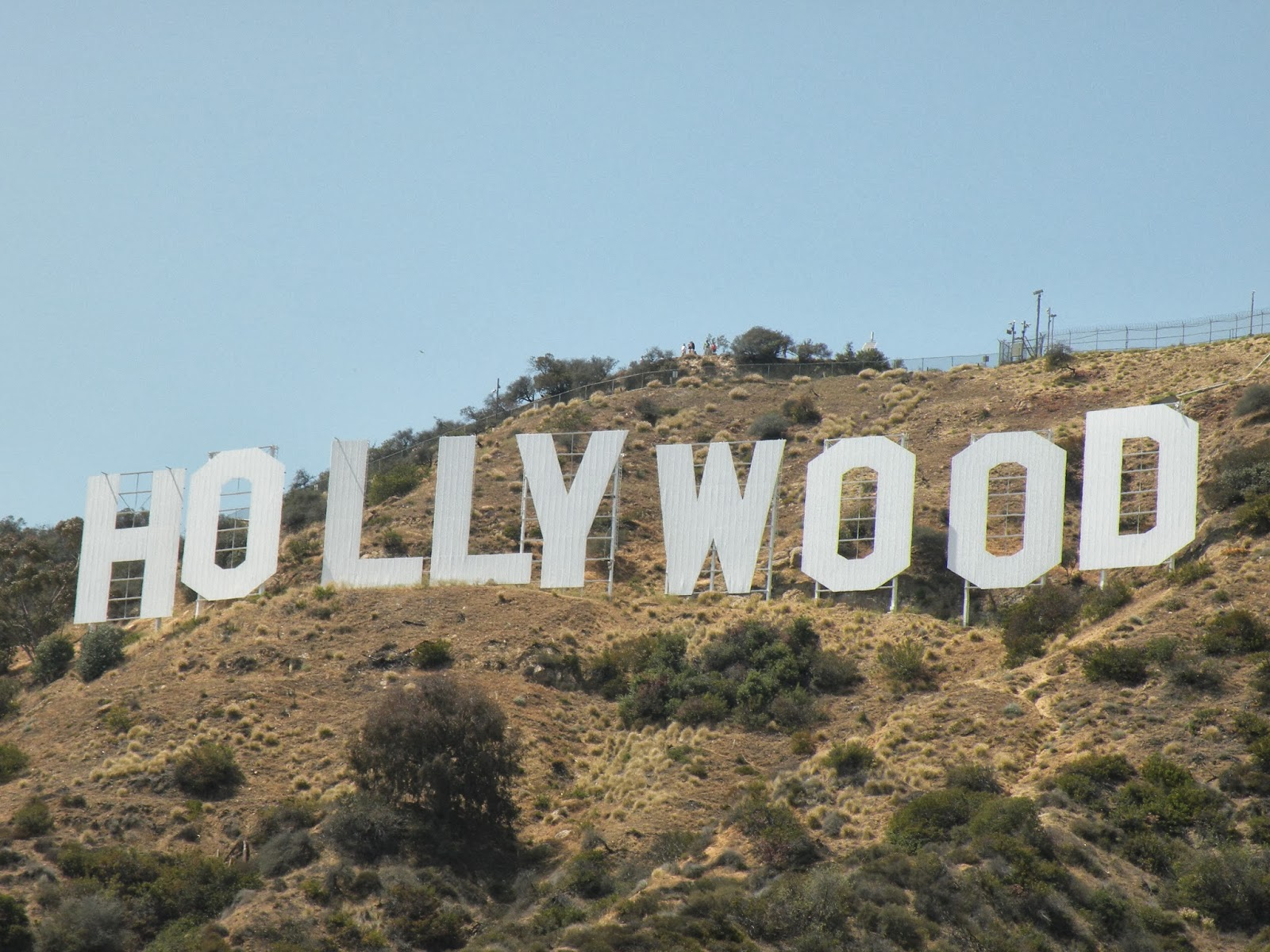 For A Full Story On The Haunting Of Hollywood Sign Please See My Original Post Here