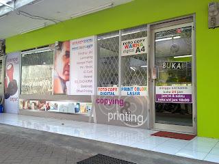Digital Printing Bintaro Jaya Sektor 1