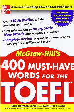 400 Must-Have Words for the TOEFL.pdf free download