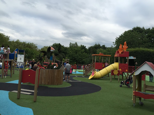 Duplo Valley at Legoland Windsor | Chichi Mary Kids Boutique