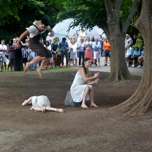 Atlanta Ballet - Wabi Sabi, IDYLL | Atlanta Botanical Garden