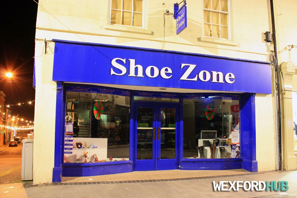 Shoe Zone, Wexford
