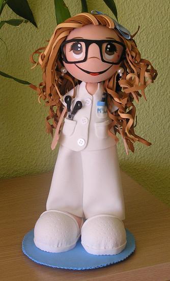 enfermera Mº José