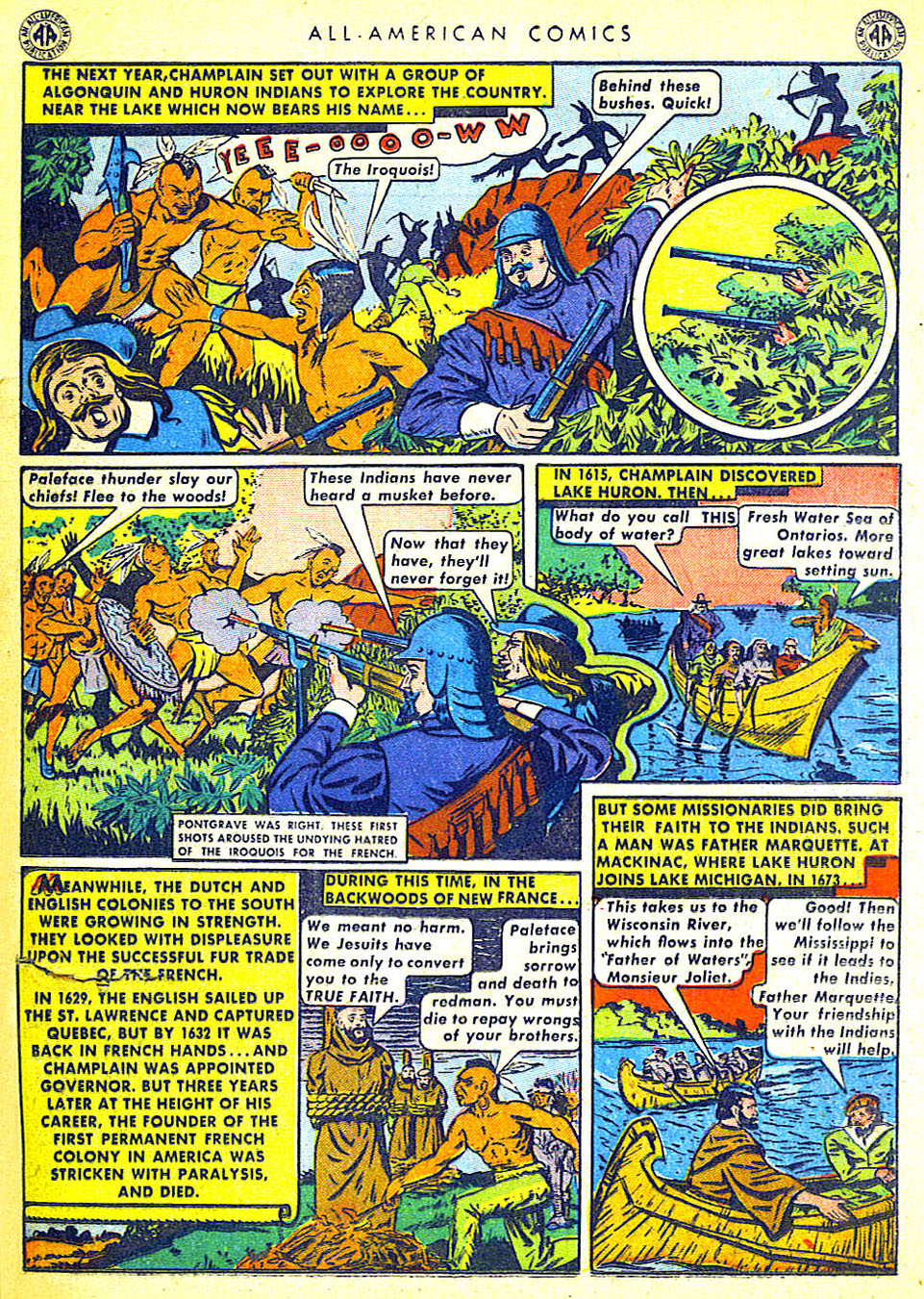 Read online All-American Comics (1939) comic -  Issue #65 - 30