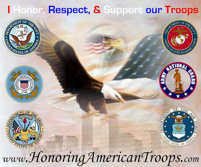 http://www.honoringamericantroops.com/