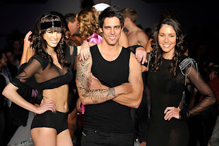 Australian Cricketer Mitchell Johnson Tattoo Pictures