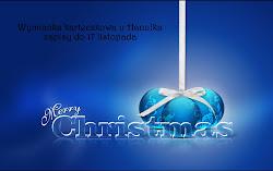 Kartka na Święta Bożego Narodzenia