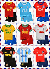 Fifa world Cup baby Gap Series