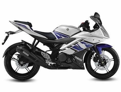 Yamaha R15 datang CBR 150R di lokalkan..?