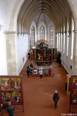unterlinden, colmar, musee, museum