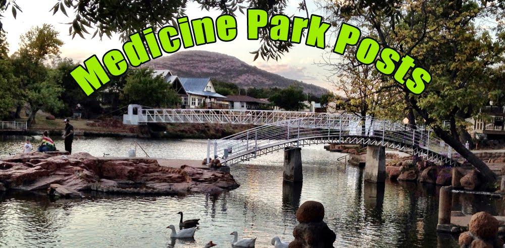 Medicine Park Posts