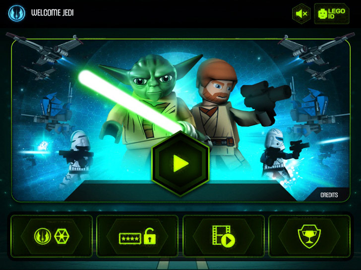LEGO® STAR WARS™ THE YODA CHRONICLES App By The LEGO Group - FreeApps.ws
