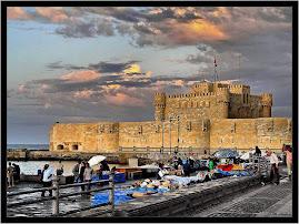 الإسكندرية في فصل الشتاء