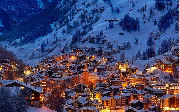 Romantic Getaway Switzerland