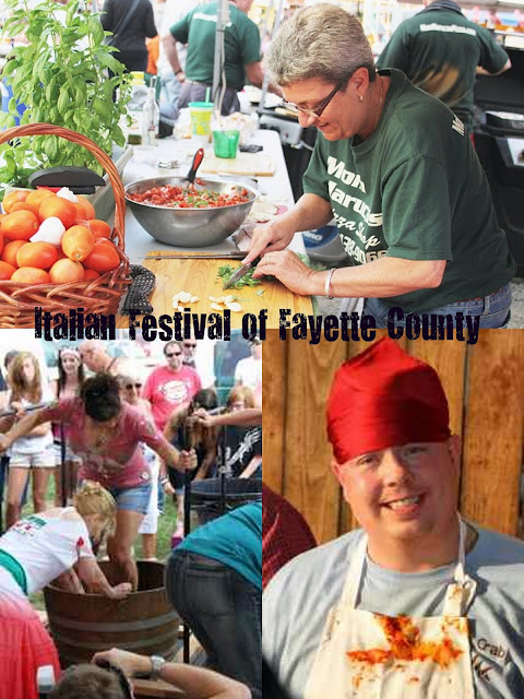Italian Festival of Fayette County, Pennsylvania