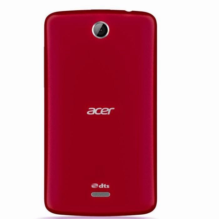 Smartphone Acer Liquid Z3 Duo Rouge - Acer Dual SIM