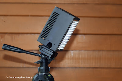 DIY LED Light Panel for Photography