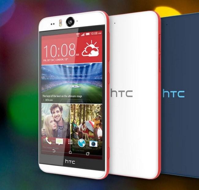 HTC Desire EYE is the Best Selfie Smartphone in India (October 2014)