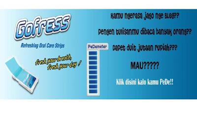 Kontes SEO GoFress Menghilangkan Bau Mulut