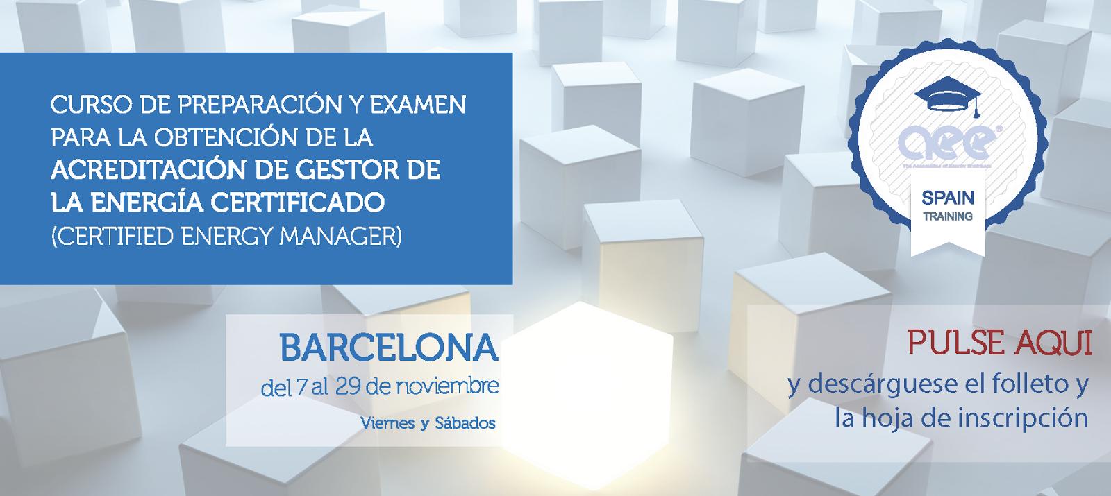 Curso CEM PT Barcelona Nov14