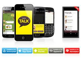 Download KakaoTalk Semua Jenis Handphone Terbaru